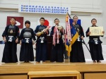 団体‐中学校1年の部優勝